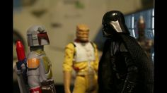 Star Wars, Rogue Two, A Dave Savage Story, Action figure film