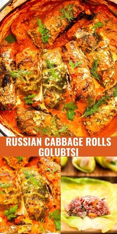Cabbage leaves stuffed with a savoury combination of ground beef, pork, rice and vegetables, then cooked in the oven in a creamy tomato sauce. Making cabbage rolls at home is much easier than you think!