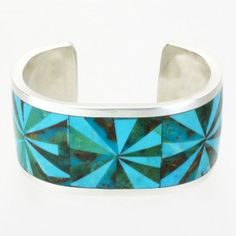 Colin Coonsis Inlay Bracelet