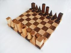 wooden chess pieces                                                                                                                                                      More