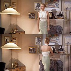 Grace Kelly - Rear Window | i need this outfit (and this waistline lol)