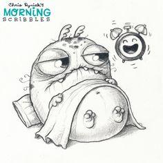 Morning Scribbles #590   Chris Ryniak on Patreon