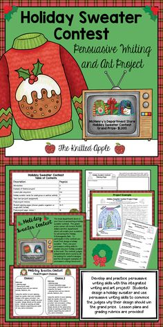 42 ideas holiday art projects for middle school Writing Workshop, Writing Skills, Writing Genres, Persuasive Writing, Essay Writing, Writing Prompts, Academic Writing, Start Writing, Writing Help