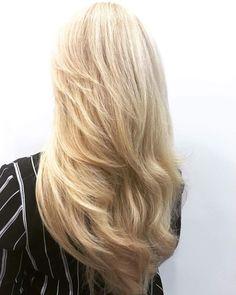#blonde #blowdry #sungliz #idhairpaint #highlights # longhair #tukkatalo #hairdresser Long Hair Styles, Beauty, Beleza, Long Hair Hairdos, Cosmetology, Long Hairstyles, Long Hair Cuts, Long Hair, Long Haircuts