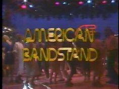American Bandstand - Saturdays just weren't right without Bandstand.  #music #classic_television