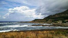 Costa por el Océano Atlántico desde A Guarda a Oia, #Pontevedra #CaminodeSantiago