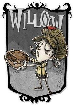New Don't Starve Together Character Portraits• Wilson • Willow • Wolfgang • Wendy • WX-78 • Wickerbottom • Woodie • Wes [N/A] • Waxwell [N/A] • Wigfrid • Webber