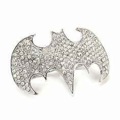 """Batman Symbol Crystal Rhinestone Two Finger Stretch Adjustable Ring Silver Clear Accessoriesforever. $16.85. Dimensions (Size): Approx. 2.25""""L x 1.4""""W. Style: Batman Symbol, Two-Finger, Stretchable / Adjustable Ring Band. Nickel/Lead Complaint. Material: Clear Crystal Rhinestones, Metal Casting, Rhodium / Silver Plated. Color: Silver, Clear"""