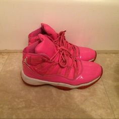58fa7b113 24 Best pink and white jordans images