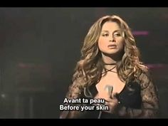 Je suis malade   Lara Fabian   French and English subtitles  super corny classic french song, but this woman has PIPES!