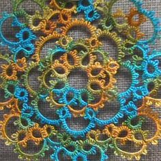 Tatting (Lace That Is, Not Skin) - Community - Google+