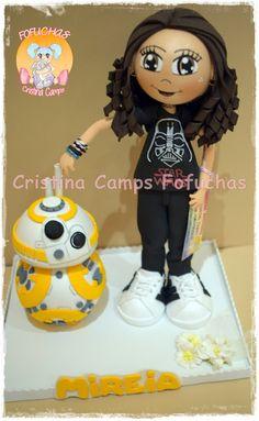 Cristina Camps Fofuchas: FOFUCHA STAR WARS