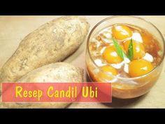 Step-step cara membuat Candil Ubi. Sajian nikmat untuk berbuka puasa.