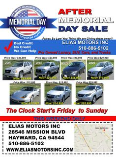 memorial day sale car audio