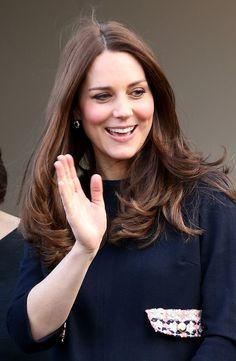Kate Middleton Photos: Kate Middleton Visits Barlby Primary School — Part 2