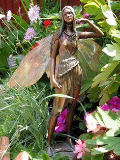 Lady fairy