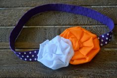 Clemson headband