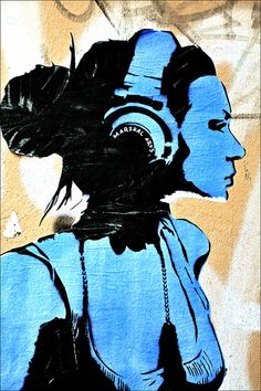 Streetart Hamburg by URBAN ARTefakte, via Flickr