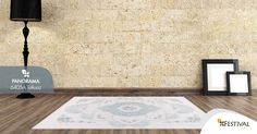 Evinize şıklık kazandırmak için ihtiyacınız olan tek şey; Festival Halı. #ŞıklıkFestivalde #carpet #collection