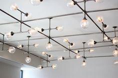 B L O O D A N D C H A M P A G N E . C O M: industrial light ceiling