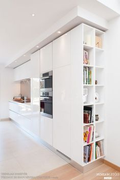 Modern Kitchen Design – Want to refurbish or redo your kitchen? As part of a modern kitchen renovation or remodeling, know that there are a . Home Decor Kitchen, Kitchen Living, Interior Design Kitchen, New Kitchen, Home Kitchens, Kitchen Ideas, Kitchen Modern, Diy Interior, Küchen In U Form