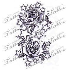 Rózsa indian haircut styles for medium hair - Medium Style Haircuts Dope Tattoos, Badass Tattoos, Star Tattoos, Skull Tattoos, Black Tattoos, Body Art Tattoos, Awesome Tattoos, Star Sleeve Tattoo, Sleeve Tattoos For Women