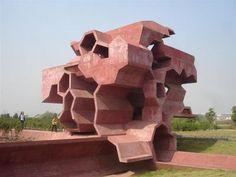 """Herzog & de Meuron """"Reading Space"""" – JinHua Architecture Park  #architecture #demeuron #herzog Pinned by www.modlar.com"""