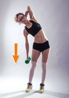 7 hatékony gyakorlat a hátadon és az oldaladon lévő hurkák ellen | Kuffer