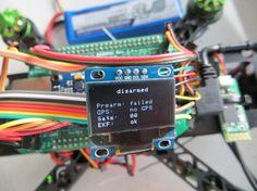 Status display for ArduPilot – DIY Drones