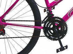 Bicicleta Colli Bike Allegra City Aro 26 - 18 Marchas Freio V-Brake com Cesta com as melhores condições você encontra no Magazine Siarra. Confira!