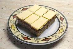 Žĺtkové rezy, recept, Zákusky | Tortyodmamy.sk Pound Cake, Cheesecake, Glass, Recipes, Basket, Cakes, Drinkware, Cheesecakes, Food Recipes