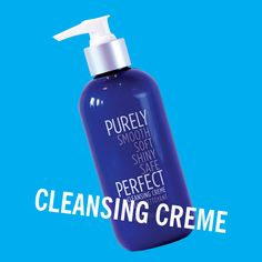 Purely Perfect Cleansing Creme, replaces shampoo and conditioner  cleans hair without stripping it of natural oils  Cleanser No Poo Co Wash