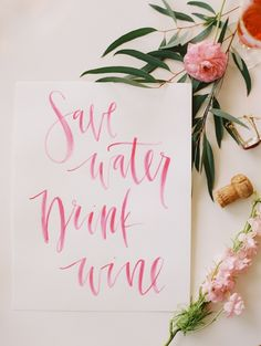 25 Fabulous Fonts You Need for Your Next Party | Style Me Pretty Living | Bloglovin' Color Inspiration, Wedding Inspiration, Top Wedding Trends, Wedding Ideas, Wedding Blog, Wedding Colors, Wedding Decorations, Style Me Pretty Living, Wine Quotes