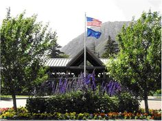 The Seward Military Resort  Located in Seward, Alaska Seward Military Resort is a scenic must-see for military traveling to Alaska.
