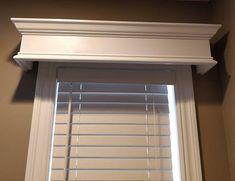 Wood Cornice Board - June 15 2019 at Internal Wooden Doors, Wood Front Doors, Glass Front Door, Entry Doors, Front Entry, Wooden Cornice, Wood Valance, Kitchen Sliding Doors, Sliding Door Blinds
