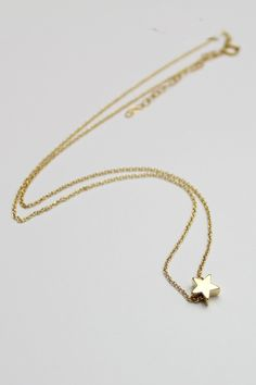 Dainty necklaces have become a staple that is timeless and versatile. Layer this star necklace with longer pieces for a statement or wear it alone to keep it simple and sweet. *allow up to 2 weeks for