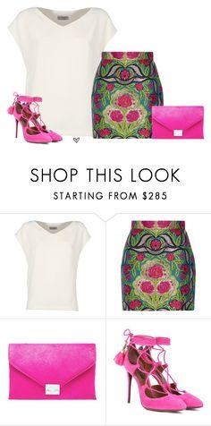 """Bez naslova #4005"" by lillyrosalie on Polyvore featuring moda, Alberto Biani, Gucci, Loeffler Randall i Dolce&Gabbana"
