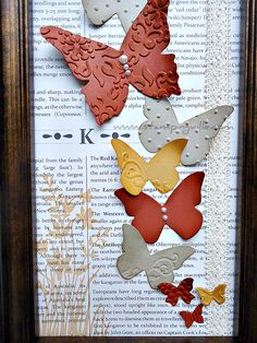 Homemade Art for gift giving:  Artwork Featuring Just Believe Stamp Set by Stampin' Up!