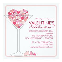 275 Best Valentine S Day Party Invitations Images