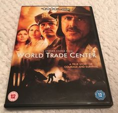 Only £1.54!! World Trade Center DVD (2007) Maria Bello Fast Free Postage