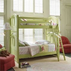 Cameo Bunk Bed. also comes in black.