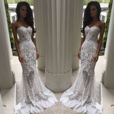 Charming Sheath Sweetheart Wedding Dresses with Appliques