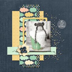 """Digi Scrap Freebie Finder: Don't forget to SCRAP with all these wonderful freebies. Made with P&Co Newsletter Freebie kit """"Dream"""" (linked)."""