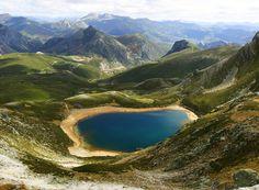 Parque Nacional Picos de Europa. Asturias, Cantabria y León. España.