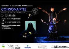 El Cajón Flamenco: Consonantes Dança e Música Flamenca em Porto Alegr...
