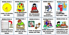 high school classroom rules clipart - ClipartFest