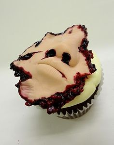 Macabre Cupcake of the Week: 1