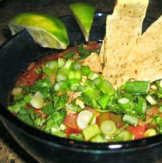 Yummy #Chicken_Tortilla_Soup.  Click For Recipe