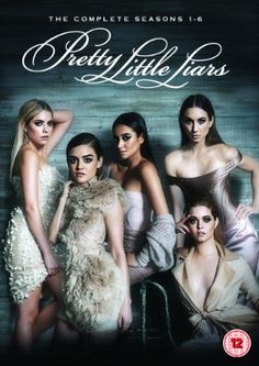 I found out that can't watch PLL while I'm in Australia and I feel sad. I NEED PLL