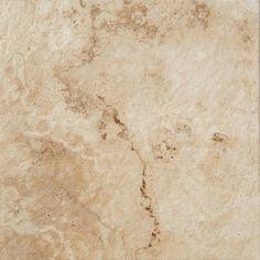 "Ragno Tempio Glazed Porcelain Floor or Wall Tile 13"" x 13"" at Menards"